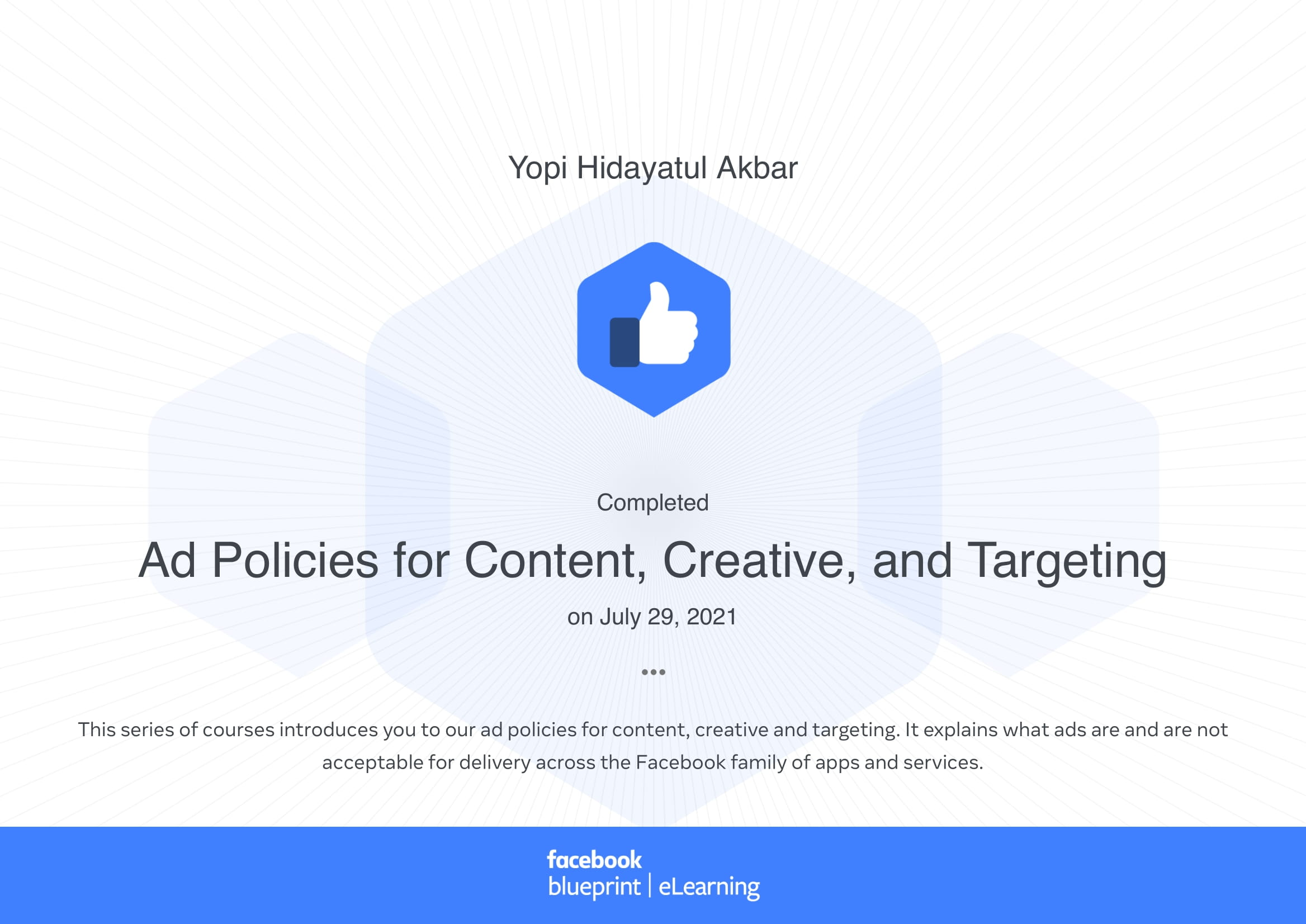 Ad Policies for Content, Creative, and Targeting _ Learn new skills to build your brand or business-1