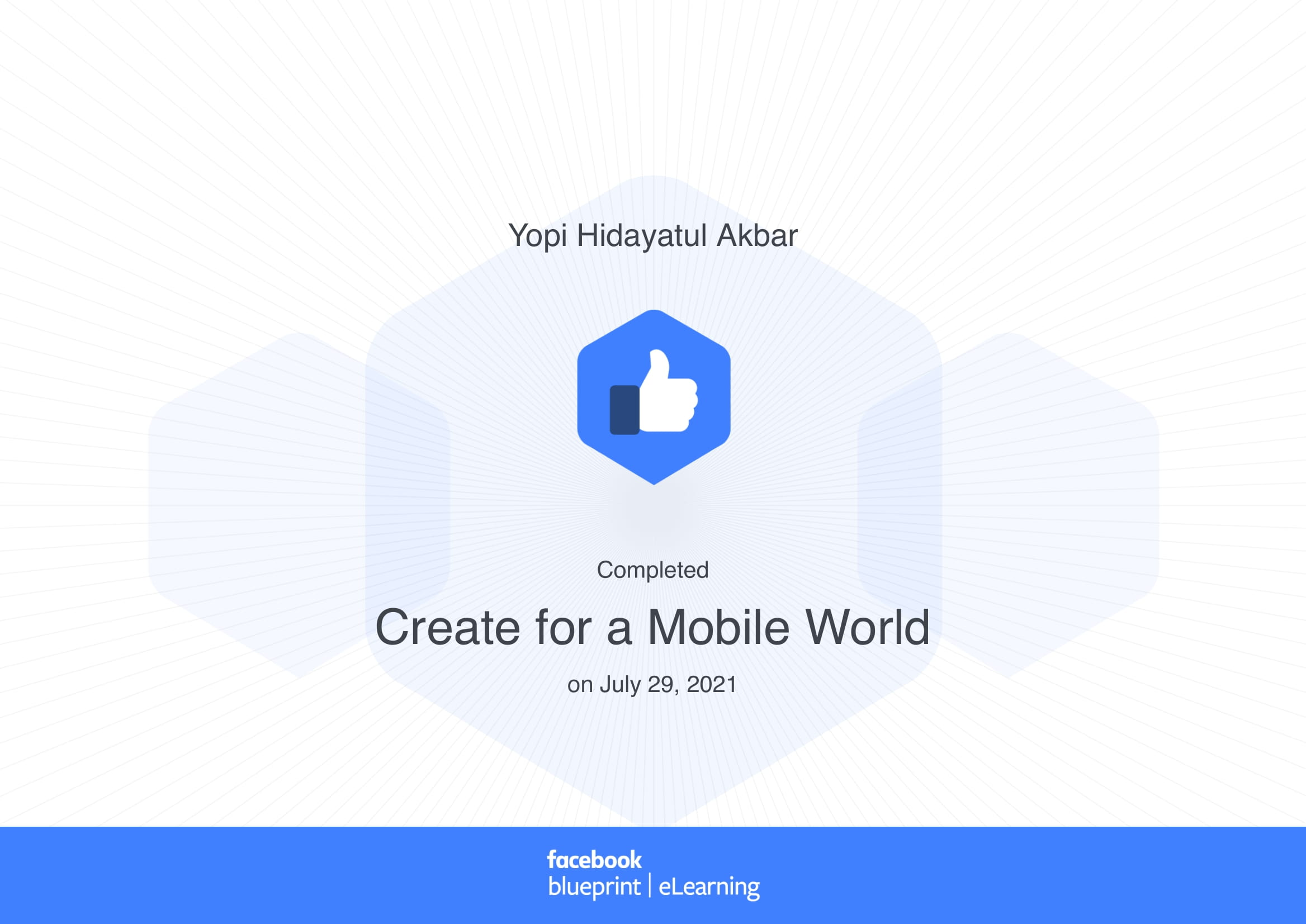Create for a Mobile World _ Learn new skills to build your brand or business-1