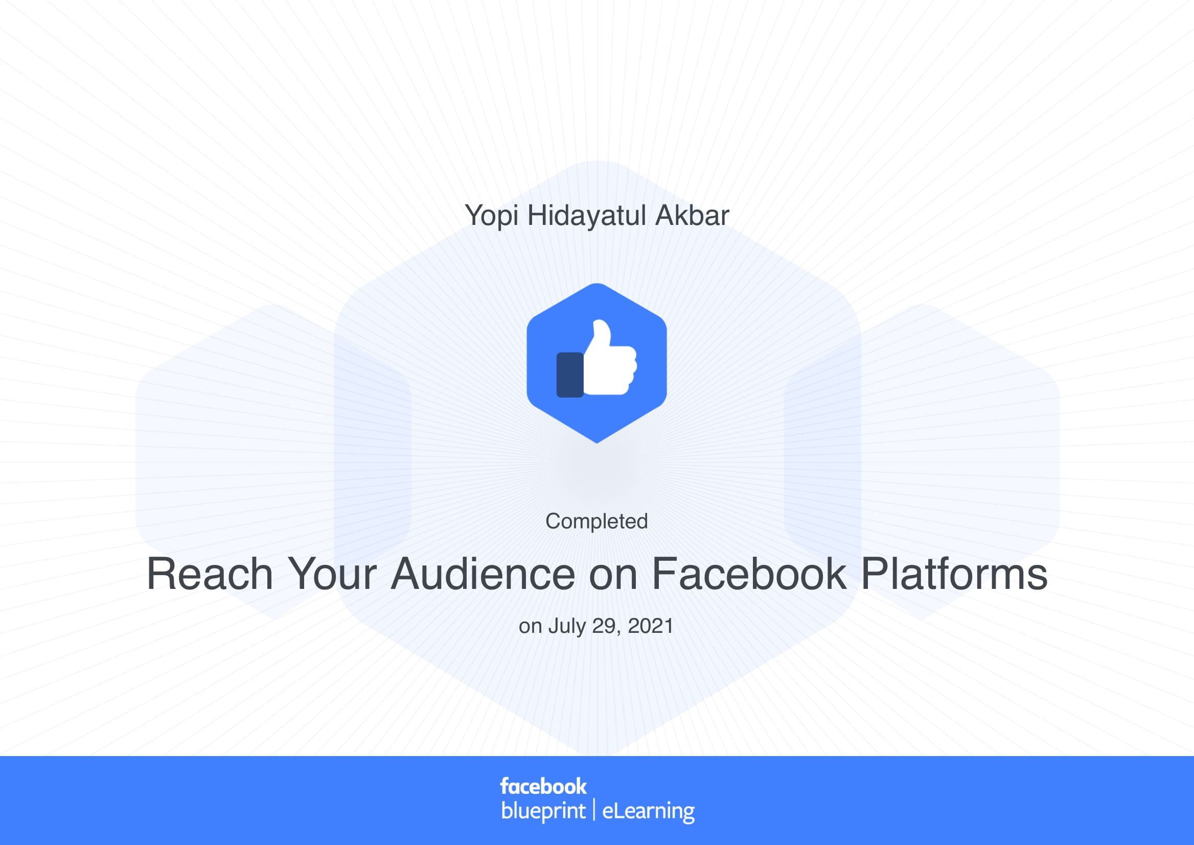 Reach Your Audience on Facebook Platforms _ Learn new skills to build your brand or business-1